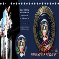 Purchase elvis - running for president