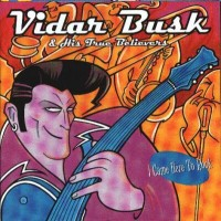 Purchase vidar busk - I Came Here To Rock