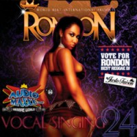 Purchase VA - Dj Rondon - Vocal Singing Reggae Vol. 24