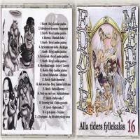Purchase Eddie Meduza - Alla Tiders Fyllekalas 16