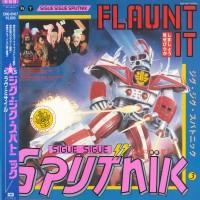 Purchase Sigue Sigue Sputnik - FLAUNT IT