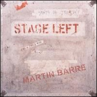 Purchase Martin Barre - Stage Left