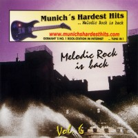 Purchase VA - Melodic Rock is Back Vol. 6