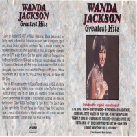 Purchase Wanda Jackson - Greatest Hits
