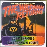 Purchase Bobby Enriquez - The Wildman Returns