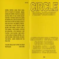 Purchase Circle - Paris Concert [disc one] CD1