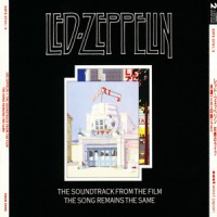 Purchase Led Zeppelin - The Song Remains The Same (Live) (Reissued 1988) CD1