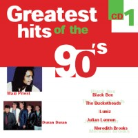 Purchase VA - Greatest Hits Collection 90s cd 08
