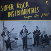 Purchase VA - White Label 8926 - Super Rock Instrumentals From The Past