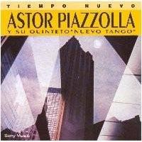 Purchase Astor Piazzolla - Tiempo Nuevo