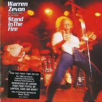 Purchase Warren Zevon - Stand In The Fire (Vinyl)