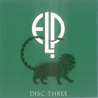 Purchase Emerson, Lake & Palmer - The Return Of The Manticore CD3