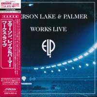 Purchase Emerson, Lake & Palmer - Works Live CD1