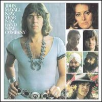 Purchase John Mayall - New Year, New Band, New Company