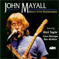 Purchase John Mayall and the Blues Breakers - Return of the Bluesbreakers