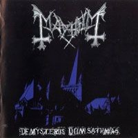 Purchase Mayhem - De Mysteriis Dom Sathanas