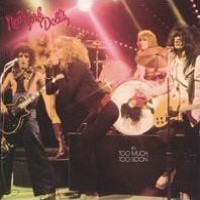 Purchase New York Dolls - Too Much Too Soon