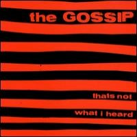 Purchase Gossip - That's Not What I Heard