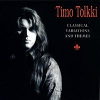 Purchase Timo Tolkki - Classical Variations And Themes
