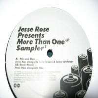 Purchase Jesse Rose Pr - More Than One Sampler-FRM013 V