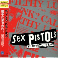 Purchase Sex Pistols - Filthy Lucre Live