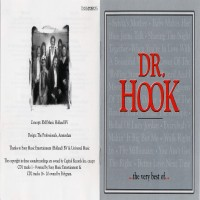Purchase DR. Hook - The Very Best Of... CD 1