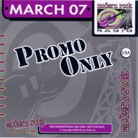 Purchase VA - Promo Only Modern Rock March