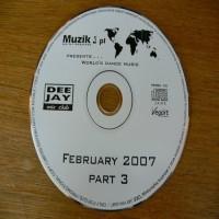 Purchase VA - Worlds Dance Music February 2007 Part 3