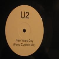 Purchase U2 - New Years Day (Ferry_Corsten_Remix) Vinyl