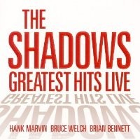 Purchase The Shadows - Greatest Hits Live-(Retail)