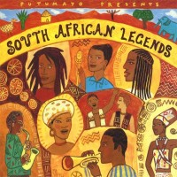 Purchase VA - Putumayo Presents: South African Legends