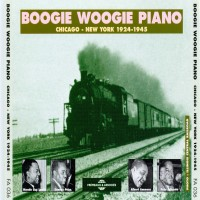 Purchase VA - Boogie Woogie Piano: Chicago-New York [1924-45][Disc1]