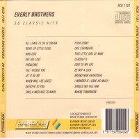 Purchase The Everly Brothers - Twenty Classic Hits