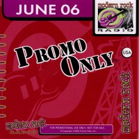 Purchase VA - Promo Only Modern Rock June