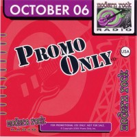 Purchase VA - Promo Only Modern Rock October