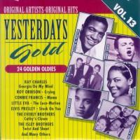 Purchase VA - Yesterdays Gold (24 Golden Oldies) Vol.13