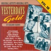 Purchase VA - Yesterdays Gold (24 Golden Oldies) Vol. 18