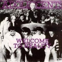Purchase The Adolescents - [1981] Welcome to Reality