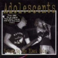 Purchase The Adolescents - [1997] Return to the Black Hole (live album)