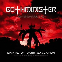 Purchase Gothminister - Empire Of Dark Salvation