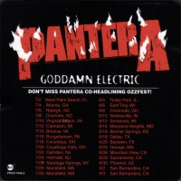 Purchase Pantera - Goddamn Electric (EP)