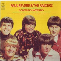 Purchase Paul Revere & the Raiders - Something Happening