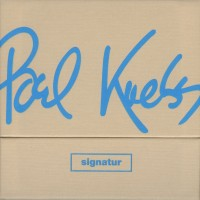 Purchase Poul Krebs - Signatur Cd5