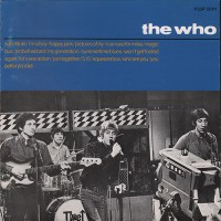 Purchase The Who - The Singles