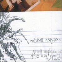 Purchase Mitchell Akiyama - Small Explosions That Are Yours To Keep