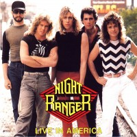 Purchase Night Ranger - Live In America