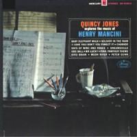 Purchase Quincy Jones - Quincy Jones explores the music of Henry Mancini
