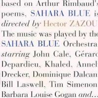 Purchase Hector Zazou - Sahara Blue
