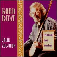 Purchase Jalal Zolfonun - Kord Bayat