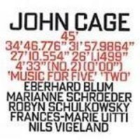 Purchase John Cage - Music For Five